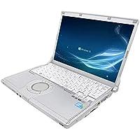 【Microsoft Office 2010搭載】【Win 10搭載】Panasonic CFシリーズ/新世代Core i5 2.5GHz/メモリ4GB/HDD250GB/12.1インチ/無線LAN搭載/訳あり/中古ノートパソコン