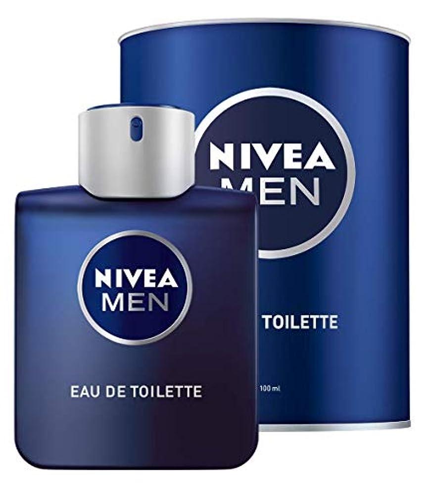 花弁介入する純粋なNIVEA MEN ニベア メンズ オードトワレ 香水 EAU DE TOILETTE 100ml