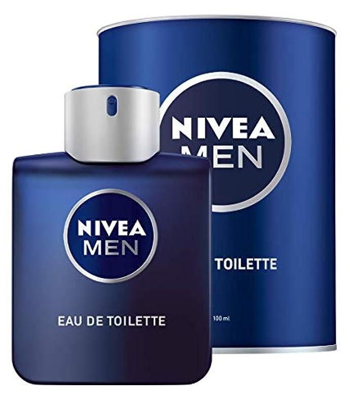 測る柔らかい足要求NIVEA MEN ニベア メンズ オードトワレ 香水 EAU DE TOILETTE 100ml