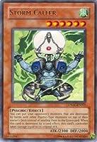遊戯王カード 英語版 Storm Caller/ストーム・サモナー CSOC-EN022R
