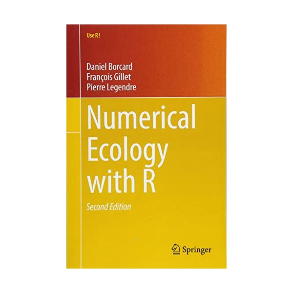 Numerical Ecology with R...の商品画像