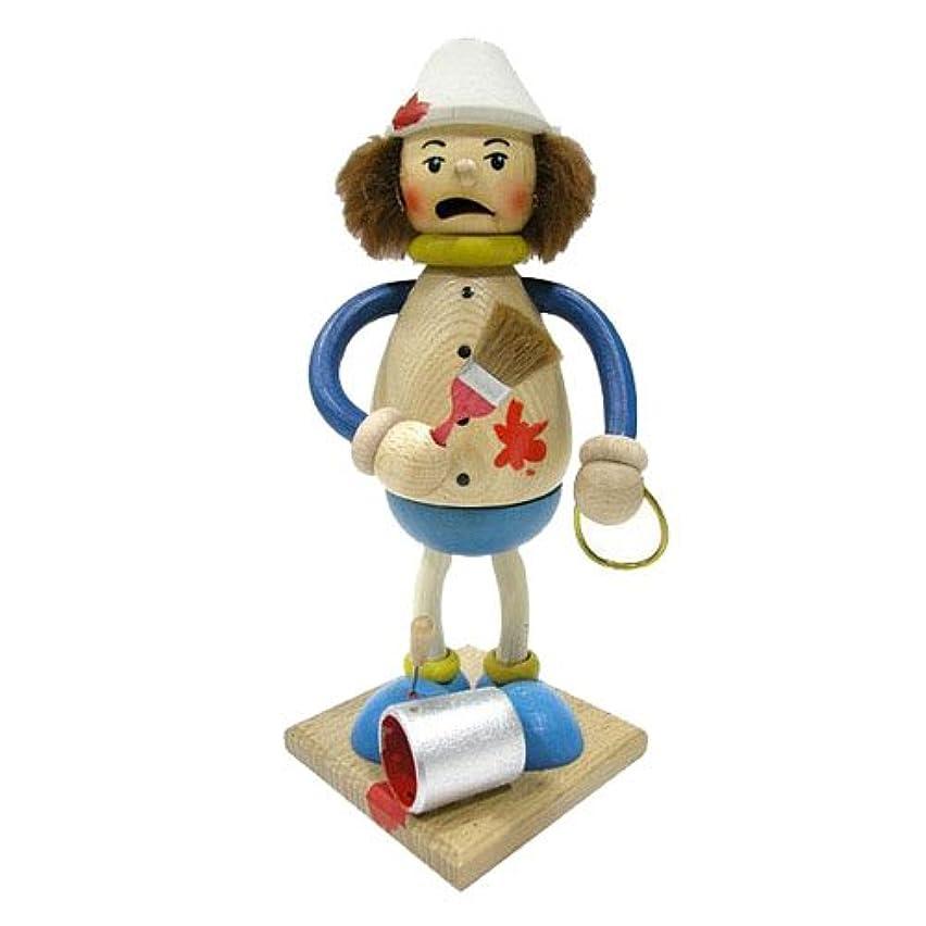 ステーキ殺す敬意を表する39095 Kuhnert(クーネルト) ミニパイプ人形香炉 ペインター