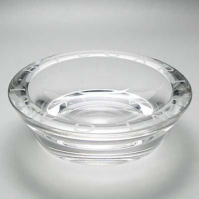 [ブルガリ] BVLGARI  「BVLGARI BVLGARI」灰皿 円型 20cm(ラージ) 47504 (並行輸入品)