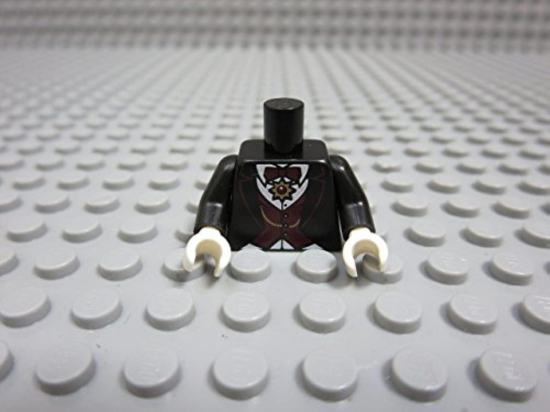 レゴ ミニフィグ 【トルソー】 720_Black