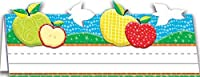 Eureka Color My World Apples Name Plates includes 36 tented name plates measuring 9.62 x 6.5 [並行輸入品]