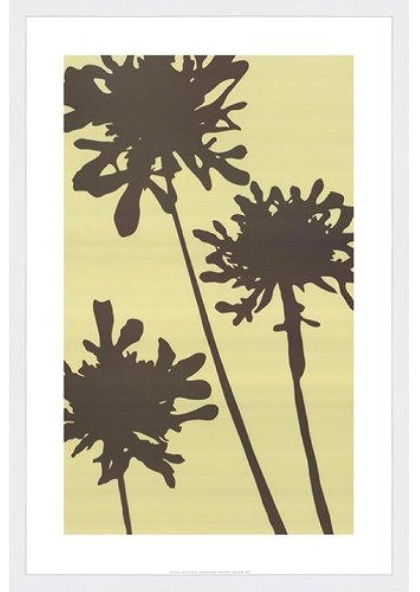 地理靴下彫るPompom Brule (Reverse) by Denise Duplock – 20 x 28インチ – アートプリントポスター LE_206939-F8989-20x28