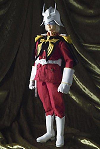 【新品】ガンダム シャア 軍服 フィギュア 限定 Devilock 6分の1サイズ オリジン