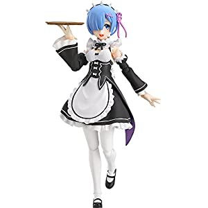 figma Re:ゼロから始める異世界生活 レム ノンスケール ABS&PVC製 塗装済み可動フィギュア