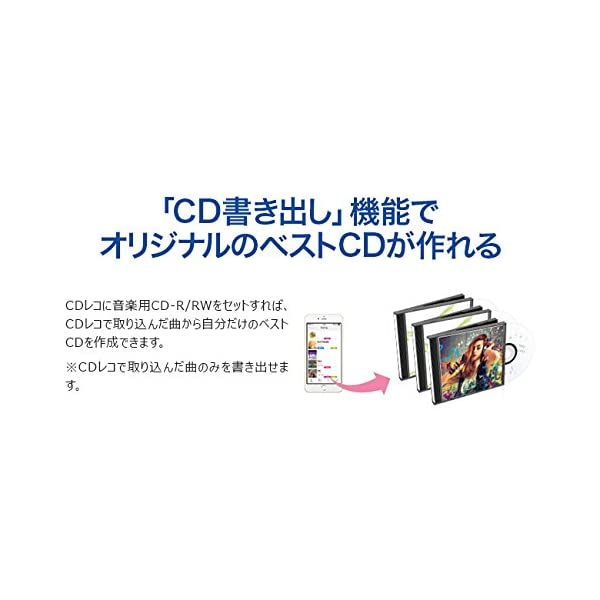 I-O DATA iPhone スマホ CD取...の紹介画像7