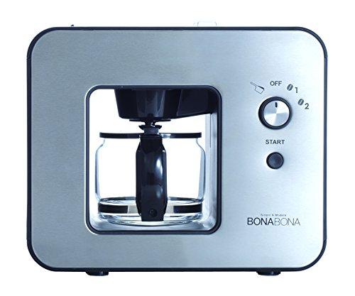 CCP 【BONABONA】 全自動ミル付きコーヒーメーカー(...