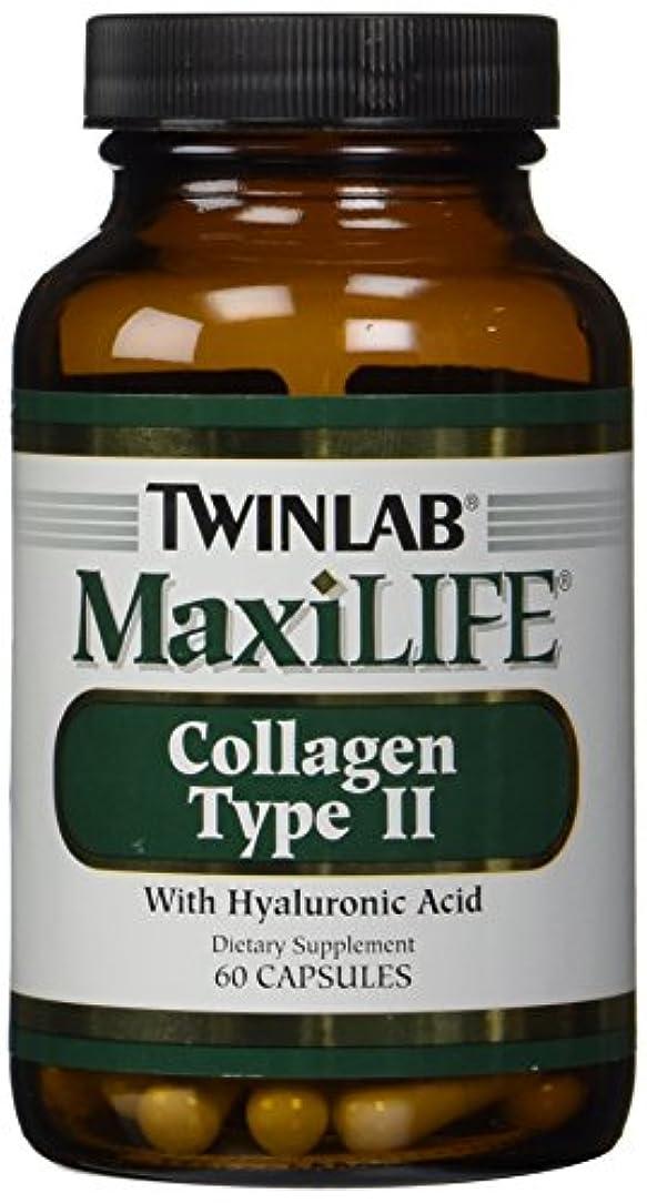 開発する大いに病弱MaxiLIFE チキンコラーゲンタイプII 60カプセル (海外直送品)
