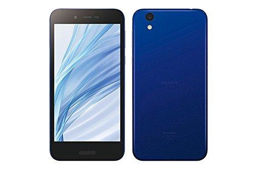 シャープ SIMフリースマートフォン AQUOS sense lite SH-M05(ブルー) SH-M05