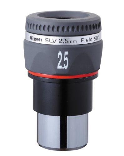Vixen 天体望遠鏡アクセサリ 望遠鏡用接眼レンズ SLVシリーズ SLV2.5mm 焦点距離2.5mm 37202-7