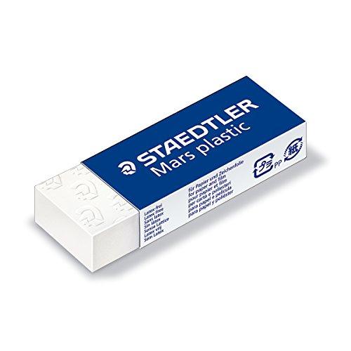 ステッドラー 消しゴム マルスプラスチック製図用 526 50