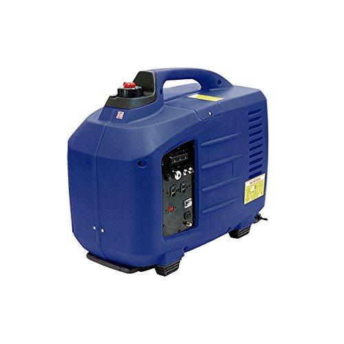 バイクパーツセンター インバーター発電機 SF2600F 100V2600W 青(ブルー) 909908
