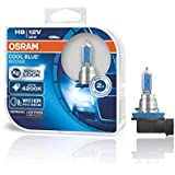 OSRAM 64212CBI-HCB Cool Blue Intense H8, Halogen Headlamp, 12 V Passenger Car, Duo Box, Set of 2