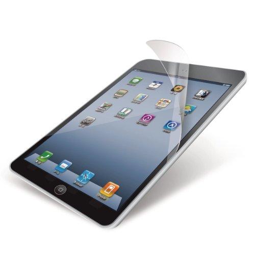 エレコム iPad フィルム iPad mini3対応 指紋防止 気泡が目立たなくなるエアーレス加工 光沢 【日本製】 TB-A12SFLFAG