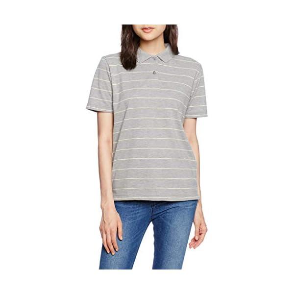 [セシール] ポロシャツ UVカットレディス...の紹介画像75