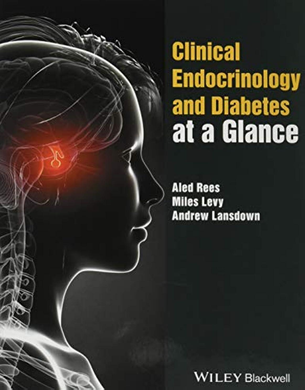 情緒的統治する修正するClinical Endocrinology and Diabetes at a Glance