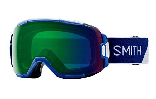 Smith Optics大人用Vice雪ゴーグル、クラインブルー分割フレーム