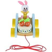 B Blesiya 幼児 赤ちゃん 散歩 ウォーキング練習のため 手押し車 プルトイ おもちゃ