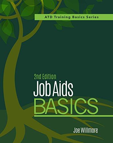 Job Aids Basics, 2nd Edition (Training Basics Series) (English Edition)