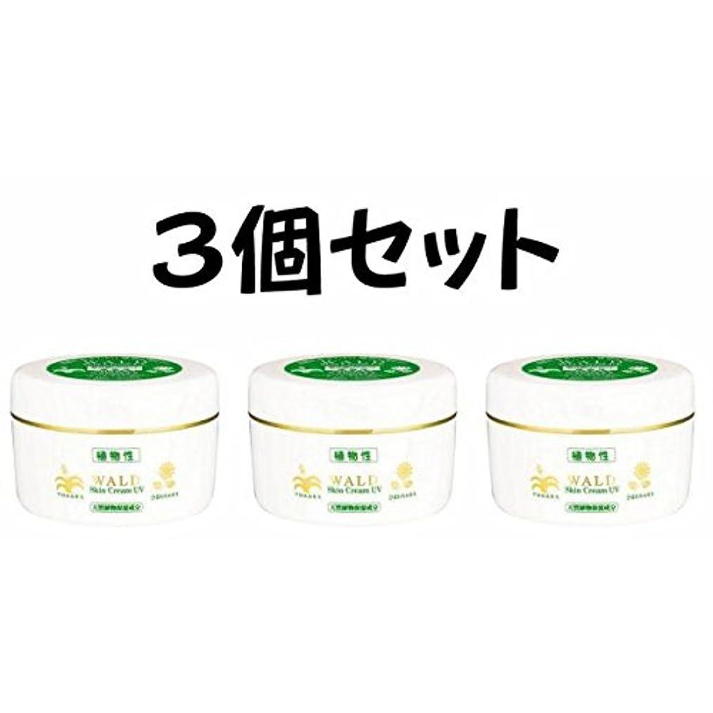 建物エレガントまで新 ヴァルトスキンクリーム UV (WALD Skin Cream UV) 220g (3)
