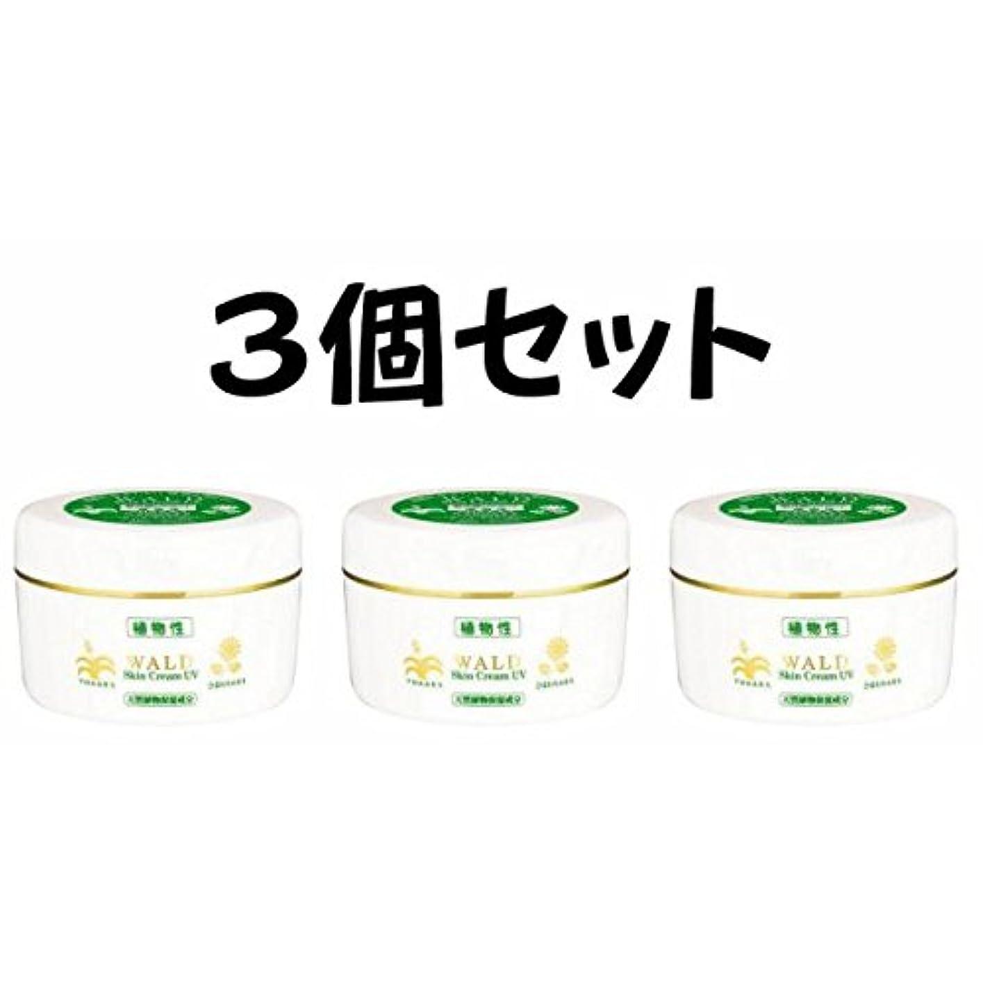 エスカレート欠陥文字新 ヴァルトスキンクリーム UV (WALD Skin Cream UV) 220g (3)