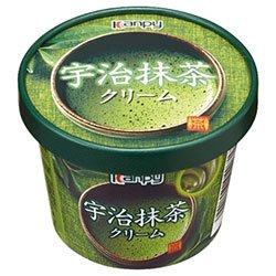 カンピー 紙カップ 宇治抹茶クリーム 140g×6個入×(2ケース)