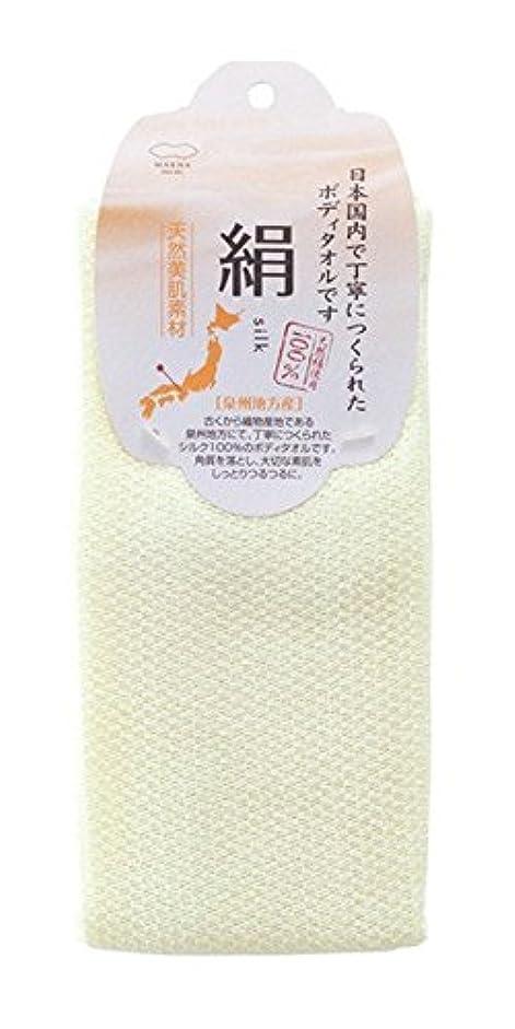 鎖まとめる効率的にマーナ 絹タオル B397