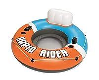 BESTWAY 水泳リング用救命浮輪用インフレータブルシート RAPID RIDER TUBE Ф1.35m