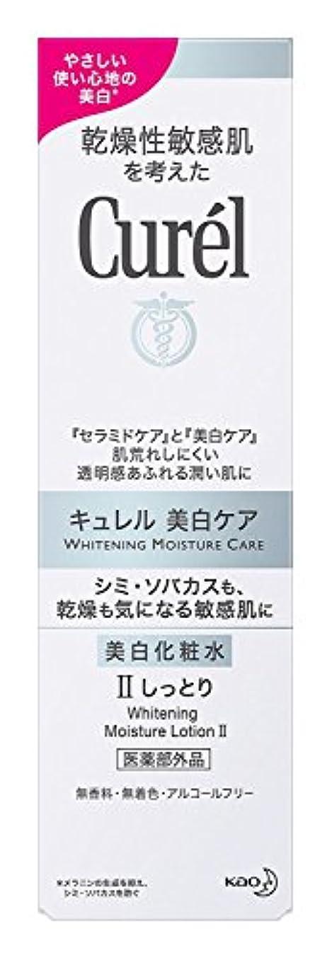 浪費現金サイドボードキュレル 美白化粧水 II しっとり 140ml ×6個