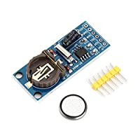 Saikogoods エレクトロニクス40mAhバッテリーミニPCF8563T安定した低消費電力のポータブルリアルタイムクロックRTCボード