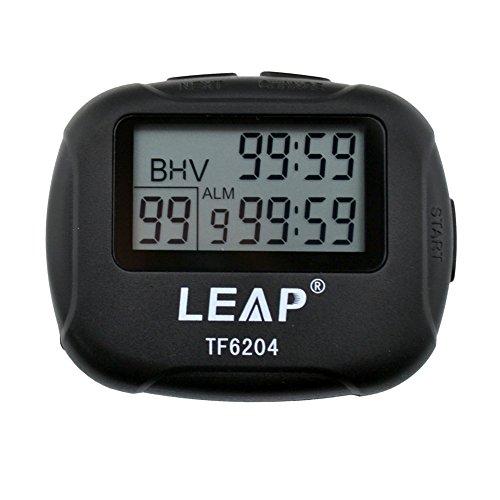 [해외](CkeyiN) 타이머 디지털 간격 훈련 타이머 카운트 다운 | 카운트 스포츠 용 안전 벨트 클립 부착 전자 버전 일본어 설명서 부/(CkeyiN) Timer Digital Interval Training Timer Countdown | Count Up Sport Safety Belt with Clip Electronic Versio...