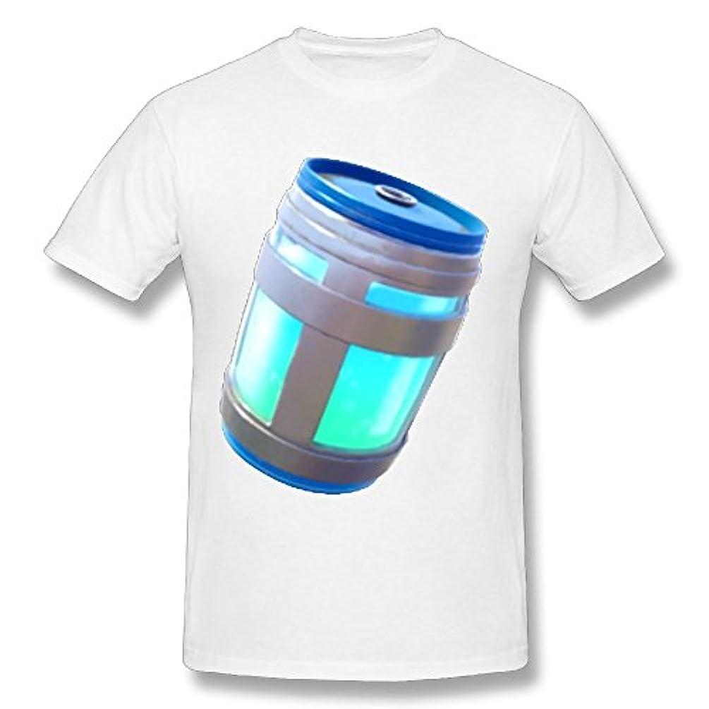 狂人許されるスリンクTシャツ メンズ 半袖 プリント フォートナイト Fortnite Chug Jug ドライ素材 吸水速乾 無地 おしゃれ シンプル 通勤 通学 運動 日常用