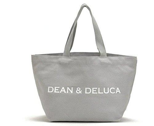 DEAN&DELUCA ディーンアンドデルーカ 灰色 トート...