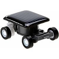 Greensun TM Smallest Mini Car Solar Powered Toy車ミニ子供太陽おもちゃギフトベビーキッドSolar Car Toy