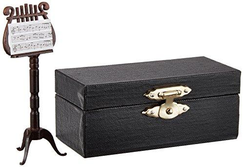 [해외]SUNRISE SOUND HOUSE 선 라이즈 사운드 하우스 미니어처 악기 보면대/SUNRISE SOUND HOUSE Sunrise Soundhouse Miniature musical instrument music stand