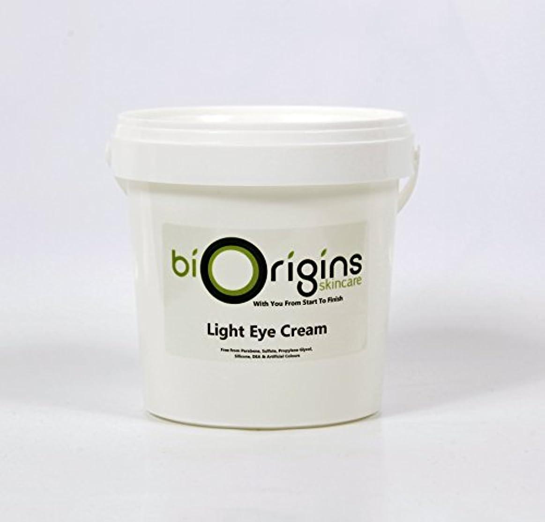 バブル能力ヶ月目Light Eye Cream - Botanical Skincare Base - 1Kg