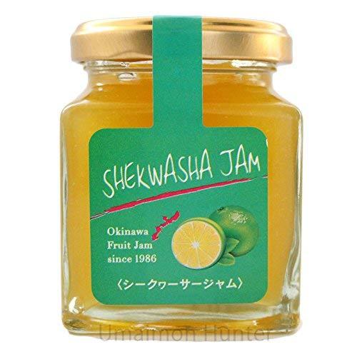 沖縄農園 トロピカルシークヮーサージャム(マンゴー入り) 140g×6瓶