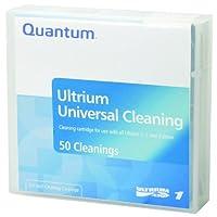 Quantum mr-lucqn-bc 1pk LTOカスタムラベルClnカート*直接出荷Increment 5*