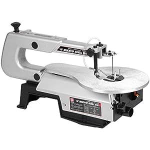 SK11(エスケー11) 卓上糸鋸盤 フトコロ 400mm テーブル 250×410mm SSC-400PE