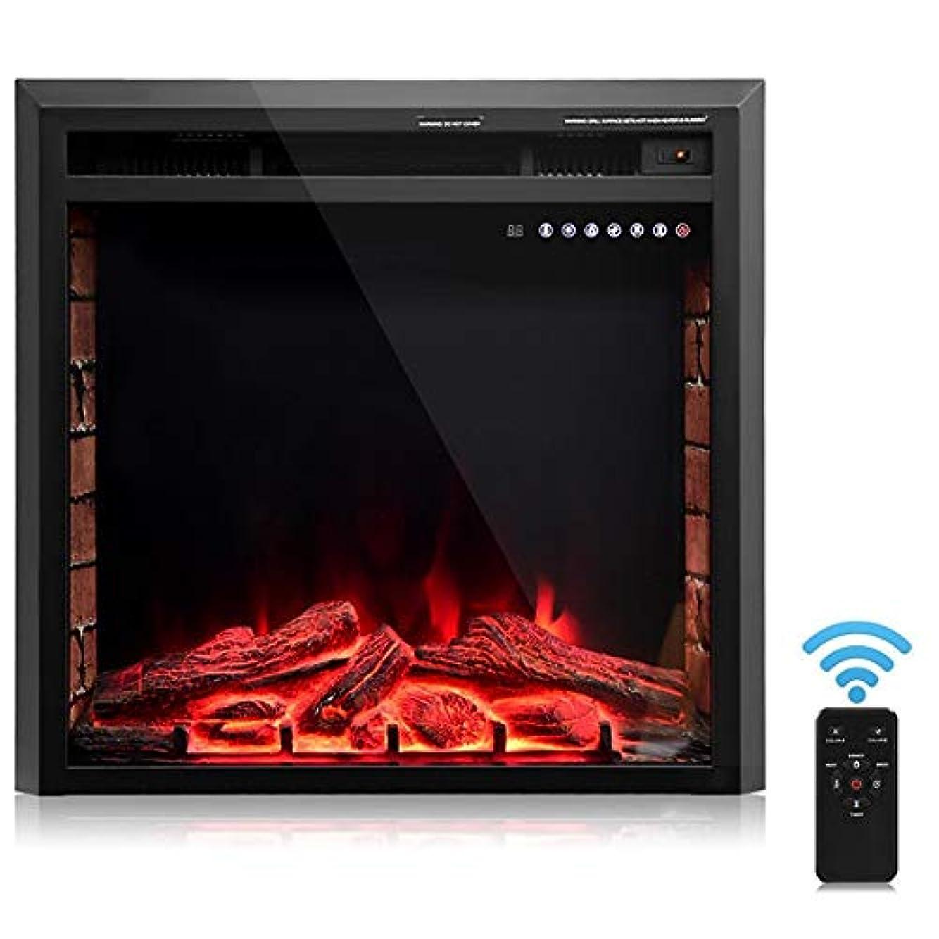 捨てる文明バッチ750W-1500W暖炉電気組み込み、ホームオフィス組み込み暖炉、過熱保護、ポータブルヒーター、高速加熱、低ノイズヒーター