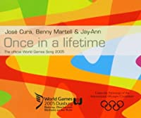 Once in a lifetime [Single-CD]