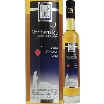 ノーザン・アイス ヴィダル アイスワイン 2013 (カナダ産) 375ml