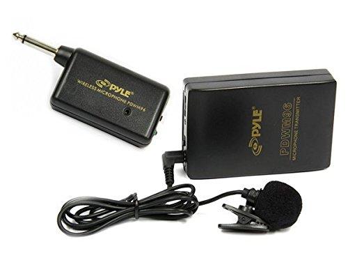 [해외]자료실 - 프로 PDWM96 라 베리아 무선 마이크 시스템 병행/Pile - Pro PDWM 96 Lavalier Wireless Microphone System Parallel import