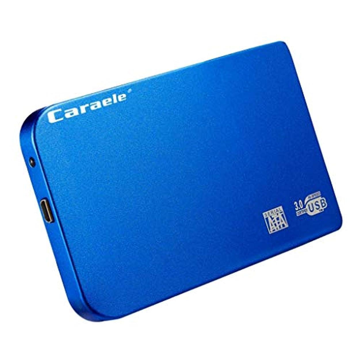 タッチ贈り物テントD DOLITY 外付けハードディスクドライブ 2.5インチ USB3.0 超高速 SATA HDDエンクロージャー ケース付 - 250GB