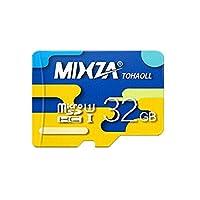 MicroSD 32GB UHS-I 超高速最大80MB/sec MicroSDカード マイクロSD microSDHC 300x SDカード変換アダプタ USBカードリーダー付 SDM便 K&M 「MICROSD-32G」