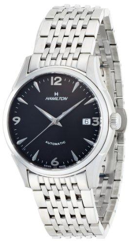 [ハミルトン]HAMILTON 腕時計 Jazzmaster Thin-o-matic 38mm(ジャズマスター シノマティック 38mm) H38415131 メンズ 【正規輸入品】