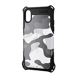 エレコム iPhone X ケース カバー 衝...の関連商品1